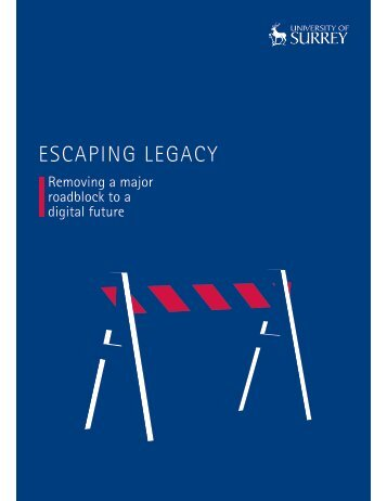 ESCAPING LEGACY