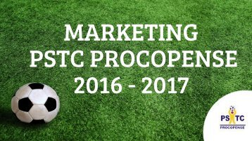 MARKETING PSTC PROCOPENSE 2016 - FINALIZADO