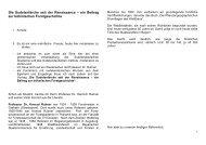 Einführung von Ministerialdirigent a. D. Reinhold Erlbeck und