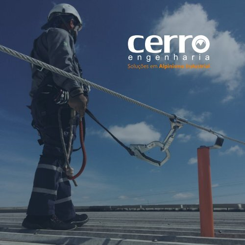 Cerro Engenharia - Catálogo 2016/2017