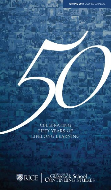 CELEBRATING FIFTY YEARS OF LIFELONG LEARNING