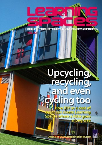 Upcycling recycling and even cycling too