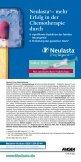 Erfolg in der Chemotherapie durch - Myelomtage 2012 - Seite 6