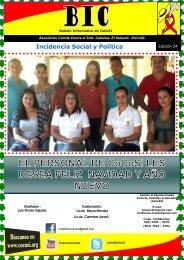 Incidencia Social y Política