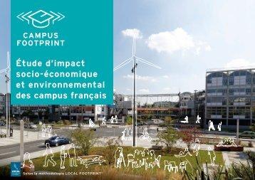 et environnemental des campus français