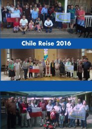 Chile Reise 2016 Fotobuch - klein