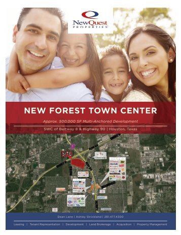 NEW FOREST TOWN CENTER