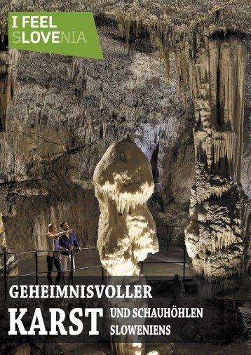 höhle von postojna - Slovenia