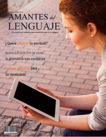 Amantes del lenguaje