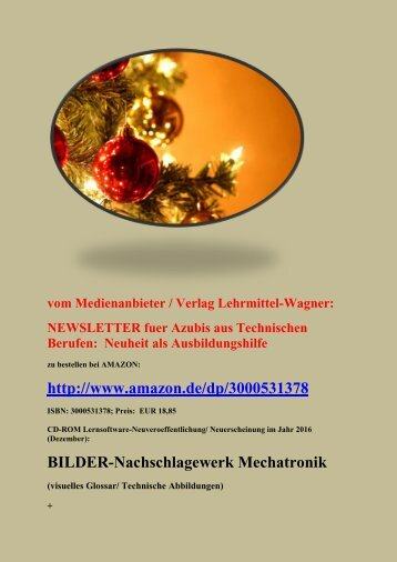 Bilderlexikon-Leseproben: elektrische Baugruppen + Komponenten/ Robotertechnik/ Handhabungstechnik