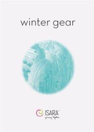 Winter Cover ISARA