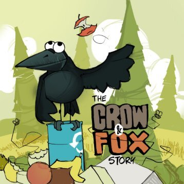 Crow and fox story_lowres