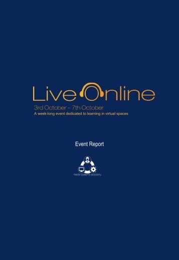 Live Online Report Portrait pdf