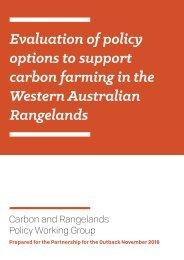 Western Australian Rangelands