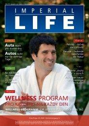 wellness - Společnost IMPERIAL KARLOVY VARY