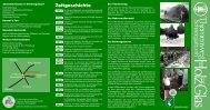 Folder Themenweg 8s - Lengau