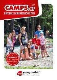 Sommercamp von young austria