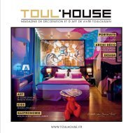 TOUL'HOUSE Magazine
