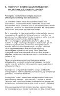 Artikulasjonsstillinger veiledning - Page 3