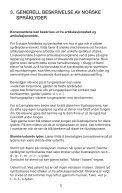 Artikulasjonsstillinger veiledning - Page 5