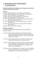 Artikulasjonsstillinger veiledning - Page 7