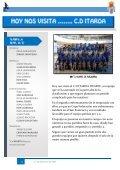 Nº10 17 diciembre 2016 JORNADA Nº 19 PEÑA SPORT – ITAROA HUARTE - Page 4
