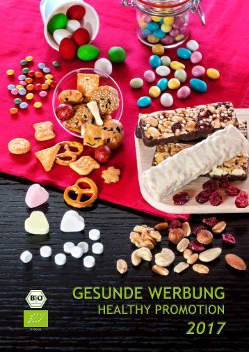 Gesunde Werbung 2017 - all-in-one-promotion