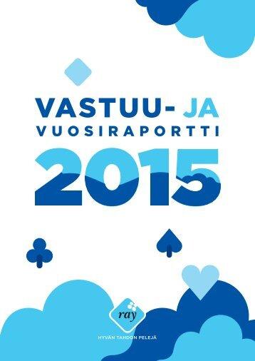 VASTUU- JA