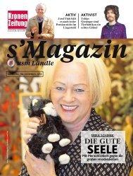s'Magazin usm Ländle, 18. Dezember 2016