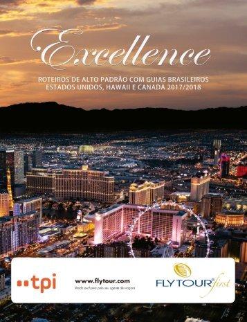 Flytour Caderno Excellence Eua e Canada 2017 2018
