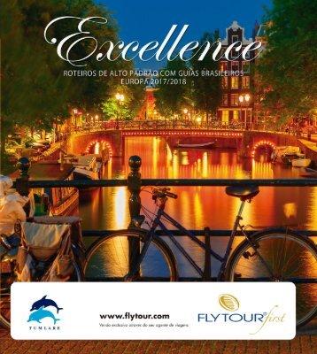 Flytour Caderno Excellence 2017-2018