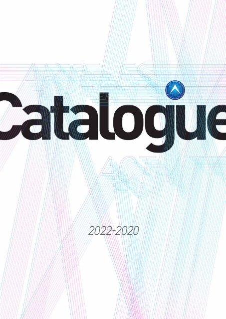 Arteles Catalogue 2015 2019