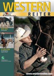 die wilden Pferde Nordamerikas - Erste Westernreiter Union ...