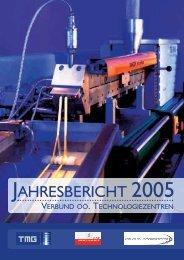 Jahresbericht 2005 - TMG