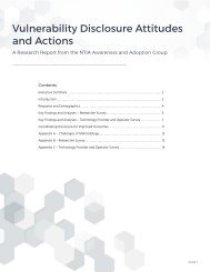 Vulnerability Disclosure Attitudes and Actions