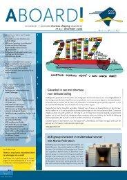 Nieuwsbrief 23 - Shortsea Shipping Vlaanderen
