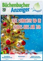 Januar 2016 - Büchenbacher Anzeiger