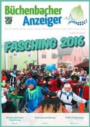 Februar 2016 - Büchenbacher Anzeiger