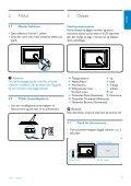 Philips Cadre Photo - Mode d'emploi - DAN - Page 5