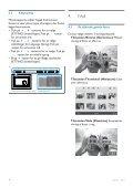 Philips Cadre Photo - Mode d'emploi - DAN - Page 6