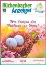 März 2016 - Büchenbacher Anzeiger
