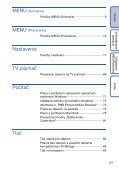 Sony DSC-W190 - DSC-W190 Istruzioni per l'uso Slovacco - Page 5