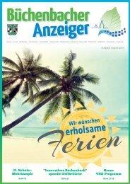 August 2016 - Büchenbacher Anzeiger