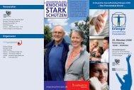 Das Prostatakarzinom – Erlanger - Tumorzentrum Erlangen-Nürnberg