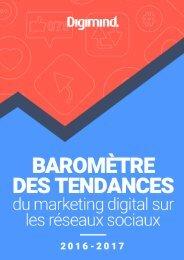 des tendances du marketing digital sur les réseaux sociaux