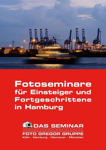 Fotoseminare Foto Wiesenhavern, Hamburg