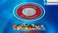 Buy University of Phoenix Study Materials - Solved Papers, Questions & Answers at UOP Students