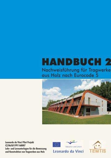 handbuch 2 – nachweisführung für tragwerke aus holz nach ...