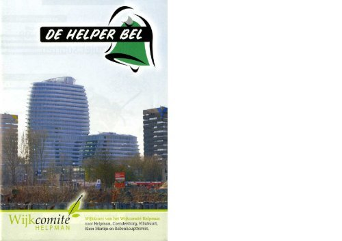 Helperbel 2011, nummer 1