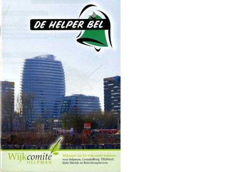 Helperbel 2011, nummer 2